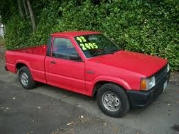 1990 Mazda B-Series Pickup