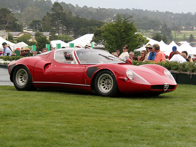 Picture of 1967 Alfa Romeo 33 Stradale