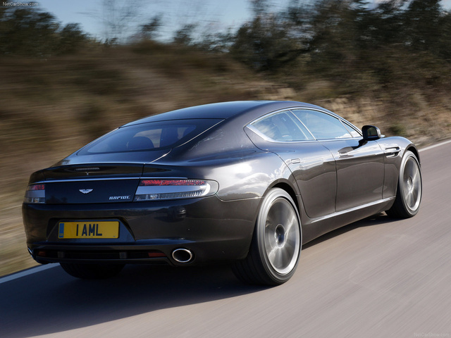 Picture of 2010 Aston Martin Rapide