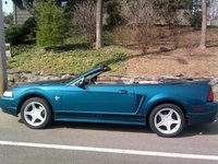 1999 Ford Mustang GT Convertible, Multimedia message, exterior, gallery_worthy