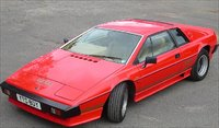 1981 Lotus Esprit Overview