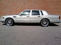 Picture of 1997 Lincoln Town Car Executive, exterior