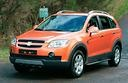 2006 Chevrolet Captiva Sport Overview