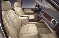 2009 GMC Yukon Denali, Front Seats. , interior, manufacturer
