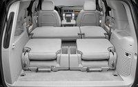 2009 GMC Yukon Denali, Trunk with fold down seating. , interior, manufacturer