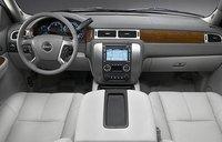 2009 GMC Yukon Denali, 2008 Front seat interior. , interior, manufacturer