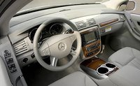 2009 Mercedes-Benz R-Class, Steering wheel and navigations system., interior, manufacturer, gallery_worthy