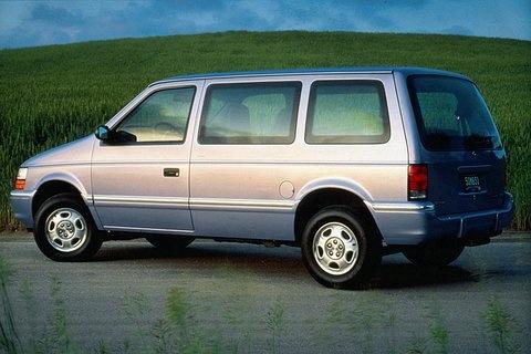1991 Dodge Caravan