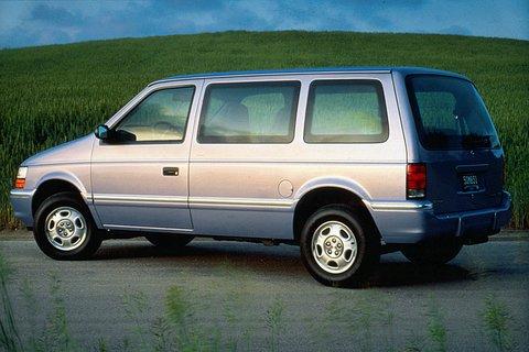 ... Caravan - Pictures - 1991 Dodge Caravan 3 Dr STD Pa... - CarGurus