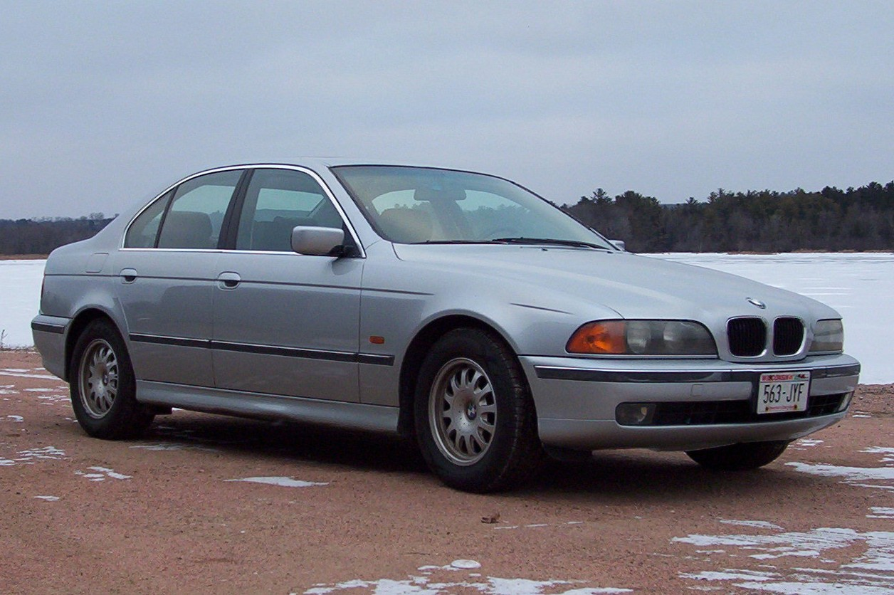 1997 Bmw 5 Series Pictures Cargurus