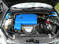 2002 Nissan Altima 2.5 S picture, engine