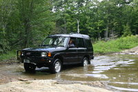 1999 Land Rover Discovery 4 Dr SD AWD SUV, Sharon Mtn CT, exterior