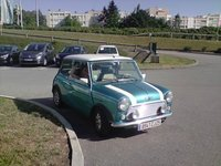 1998 Rover Mini Overview