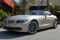2010 BMW Z4 sDrive35i Roadster RWD, BMW Z4, exterior, gallery_worthy