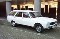 1982 Peugeot 504 Overview