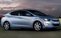 2011 Hyundai Elantra, Right Side View, manufacturer, exterior