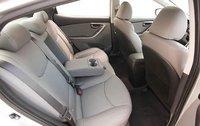 2011 Hyundai Elantra, Interior View, interior, manufacturer