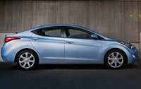 2011 Hyundai Elantra, Right Side View, exterior, manufacturer, gallery_worthy