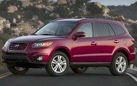 2011 Hyundai Santa Fe, Front Left Quarter View, exterior, manufacturer, gallery_worthy