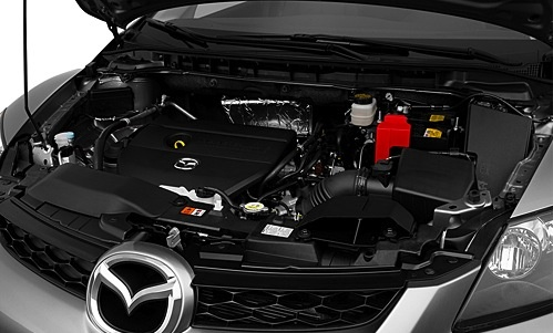 2011 Mazda Cx 7 Overview Cargurus