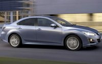 2011 Mazda MAZDA6, Right Side View, manufacturer, exterior
