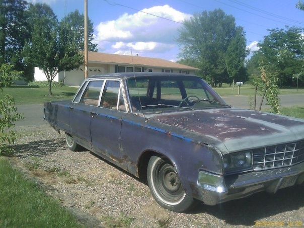 Picture of 1965 Chrysler New Yorker
