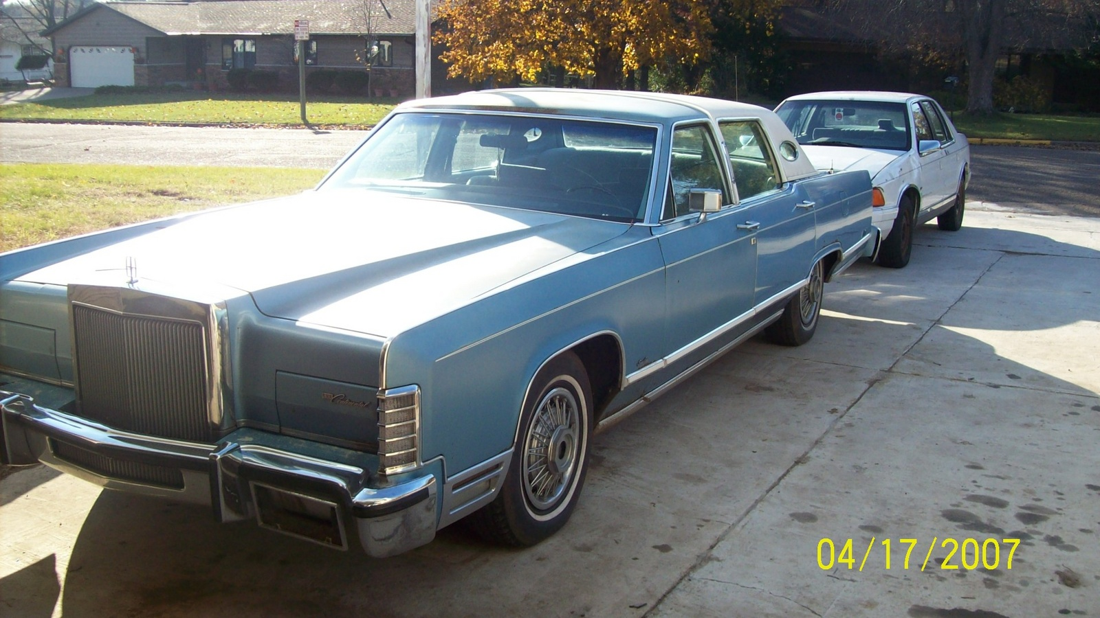 1978 lincoln continental pictures cargurus. Black Bedroom Furniture Sets. Home Design Ideas