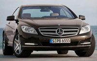 2011 Mercedes-Benz CL-Class, Front View, exterior, manufacturer