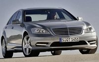 2011 Mercedes-Benz S-Class, Front Right Quarter View, exterior, manufacturer