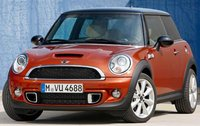 2011 MINI Cooper, Front View, exterior, manufacturer