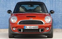2011 MINI Cooper, Front View, exterior, manufacturer, gallery_worthy
