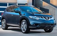 2011 Nissan Murano, Front Right Quarter View, exterior, manufacturer, gallery_worthy