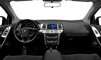 2011 Nissan Murano, Interior View, interior, manufacturer
