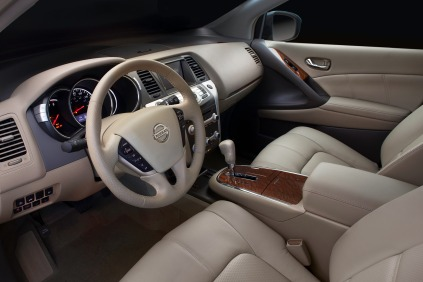 2011 Nissan Murano, Interior View, manufacturer, interior