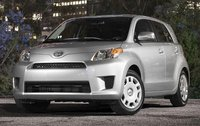 2011 Scion xD, Front Left Quarter View, exterior, manufacturer, gallery_worthy