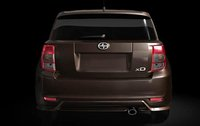 2011 Scion xD, Back View, exterior, manufacturer, gallery_worthy