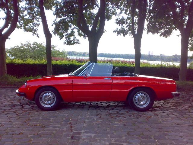 1973 Alfa Romeo Spider  Pictures  CarGurus