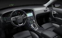2009 Saab 9-5, Interior View, interior, manufacturer