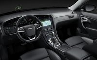 2009 Saab 9-5, Interior View, manufacturer, interior