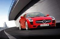 Picture of 2011 Mercedes-Benz SLS-Class AMG, exterior, gallery_worthy