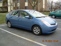 2005 Toyota Prius, right side view, exterior