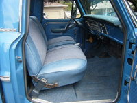 Picture of 1968 Ford F-250, interior