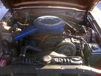 Picture of 1973 Mercury Comet, engine