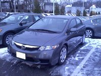 2011 Honda Civic LX, My New Car, exterior, gallery_worthy