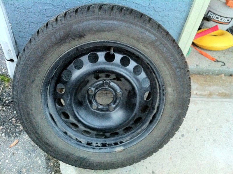 will 5 bolt rims from pontiac pursuit fit my '98 honda accord?