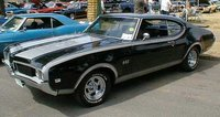 1969 Oldsmobile 442 Picture Gallery