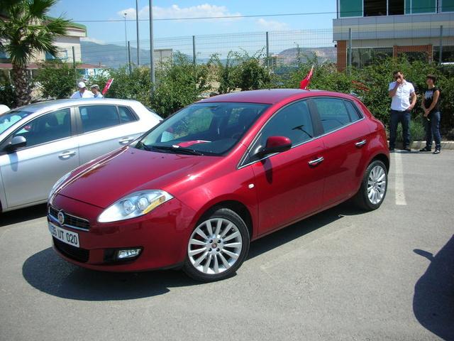 Picture of 2009 Fiat Bravo, exterior