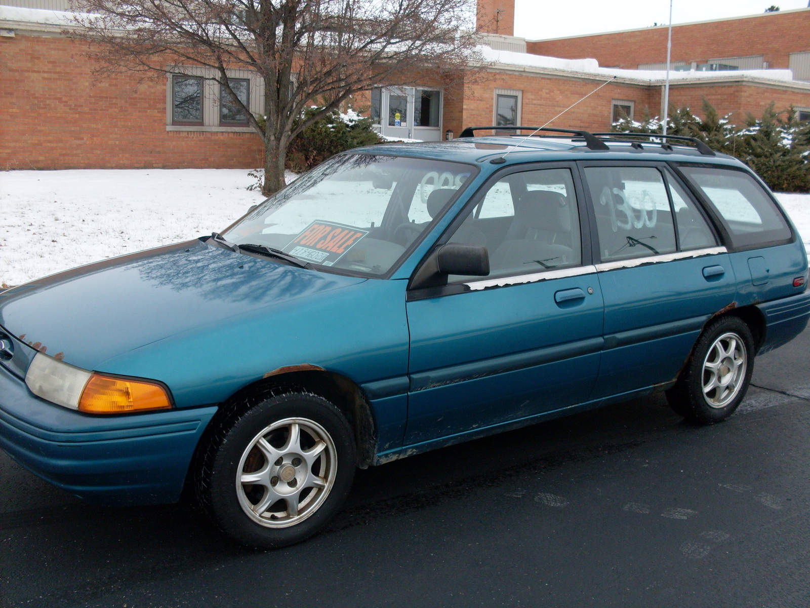 Escort 1998 value ford