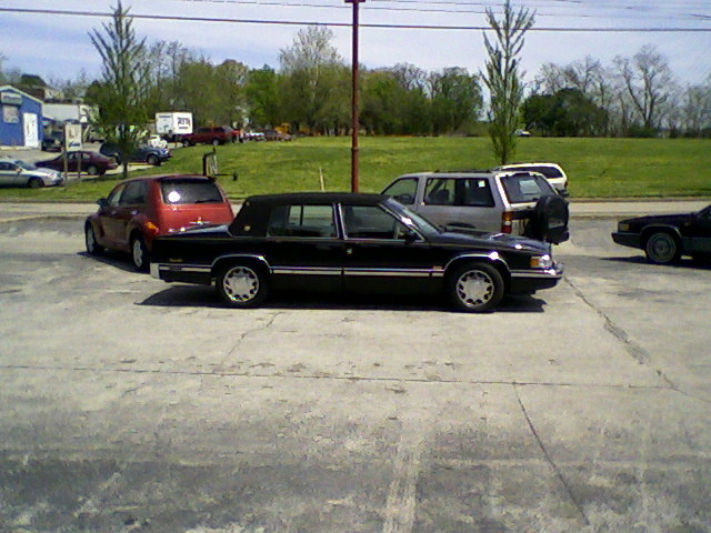 Picture of 1993 Cadillac DeVille Touring Sedan, exterior