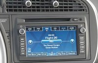 2009 Saab 9-3 SportCombi, Sound System., interior, manufacturer